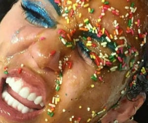 juicy, miley cyrus, and sweets image