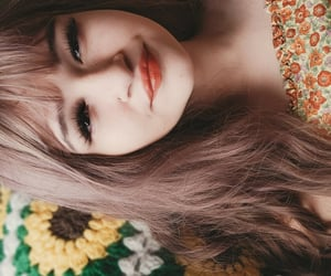 aesthetic, makeup, and vintage image