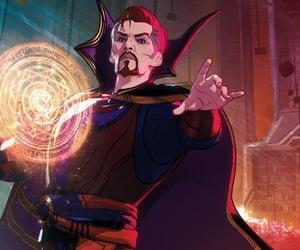 comics, doctor strange, and stephen strange image