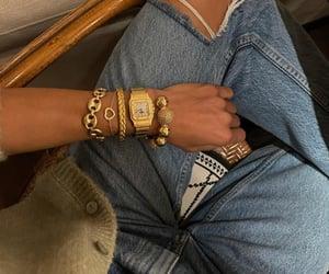 accessories, aesthetic, and denim image