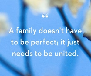 family, text, and quote image