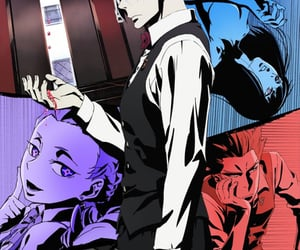 anime, death parade, and аниме image