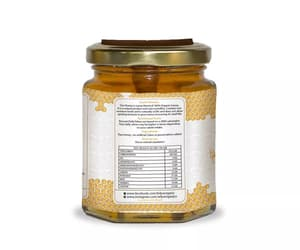 creamy mustard honey image