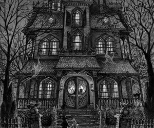 art, Halloween, and fantasy image