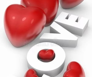 be mine, hearts, and red image