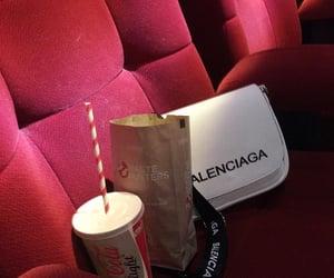 Balenciaga, coca cola, and cinema image