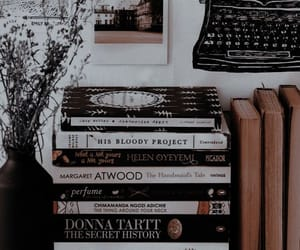 aesthetic, bookworm, and decoration image