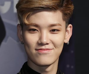 boy, handsome, and kpop image