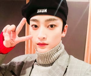 asian, handsome, and hohyeon image