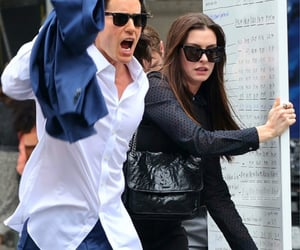 30 seconds to mars, Anne Hathaway, and we crashed image
