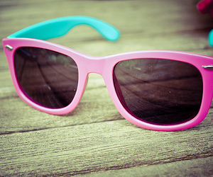 hipster and sunglasses image