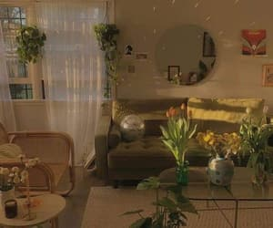 home, aesthetic, and living room image