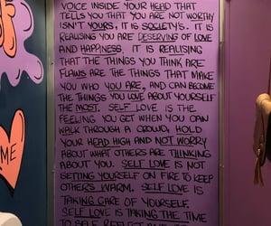 self love, drunk, and bathroom wall image