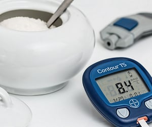 control and diabetes image