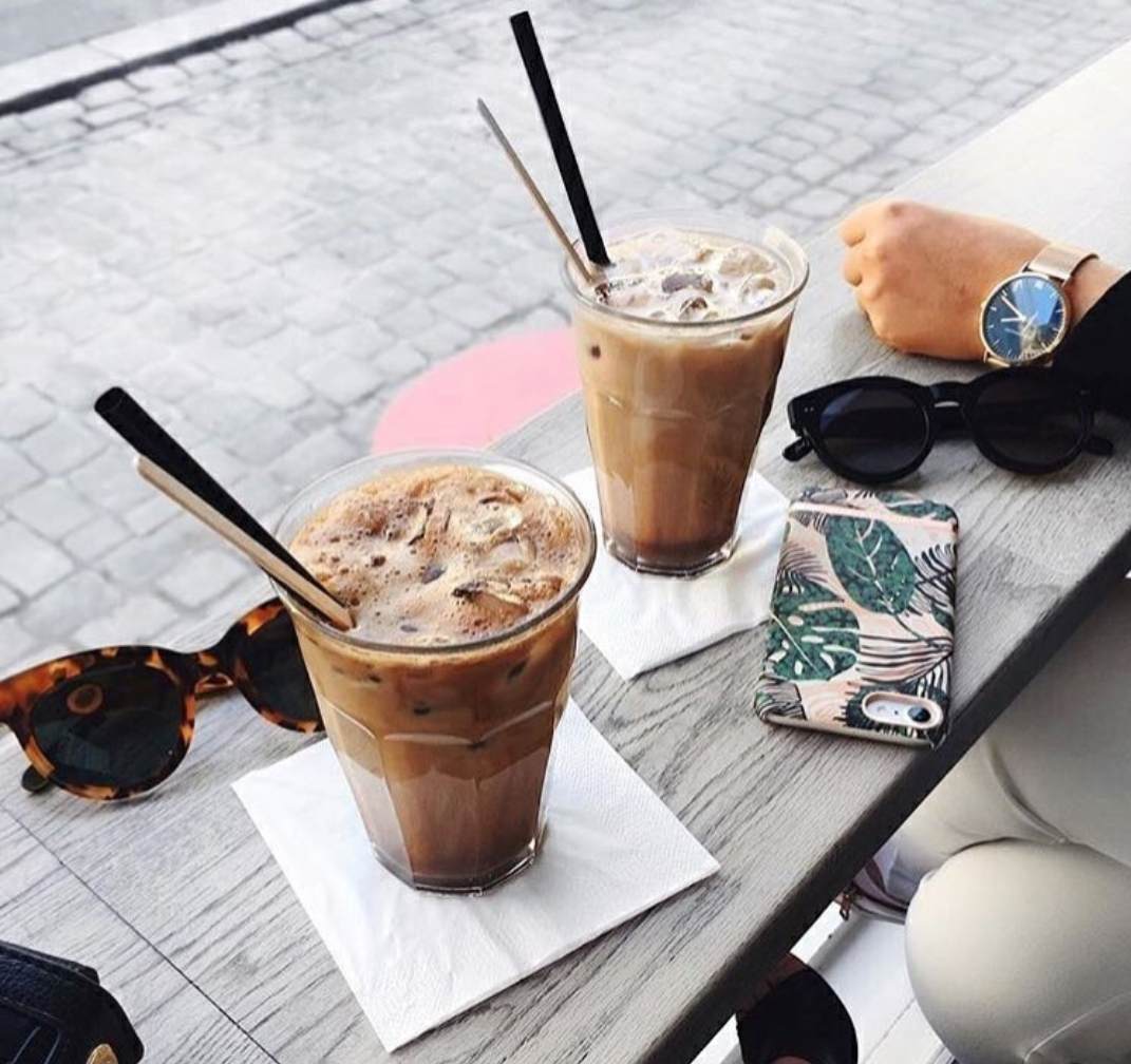 Imagem de coffee and drink