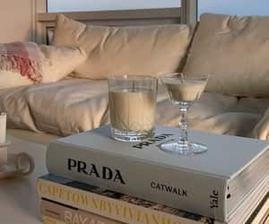 article, books, and comfort image
