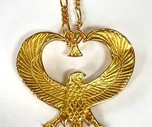 etsy, metropolitan museum, and egyptian pendant image