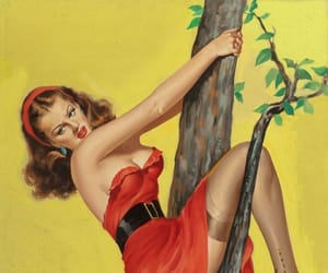 pin up gril image