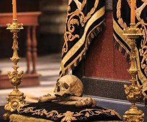 momento mori, traditional, and relic image