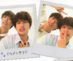aぇ!group, 小島健, and 福本大晴 image