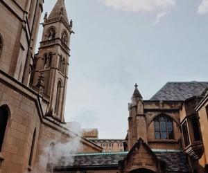 catholicism, church, and cornerstone image