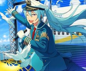 anime, cg, and ensemble stars image