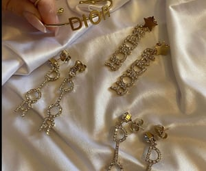 dior, jewels, and luxury image