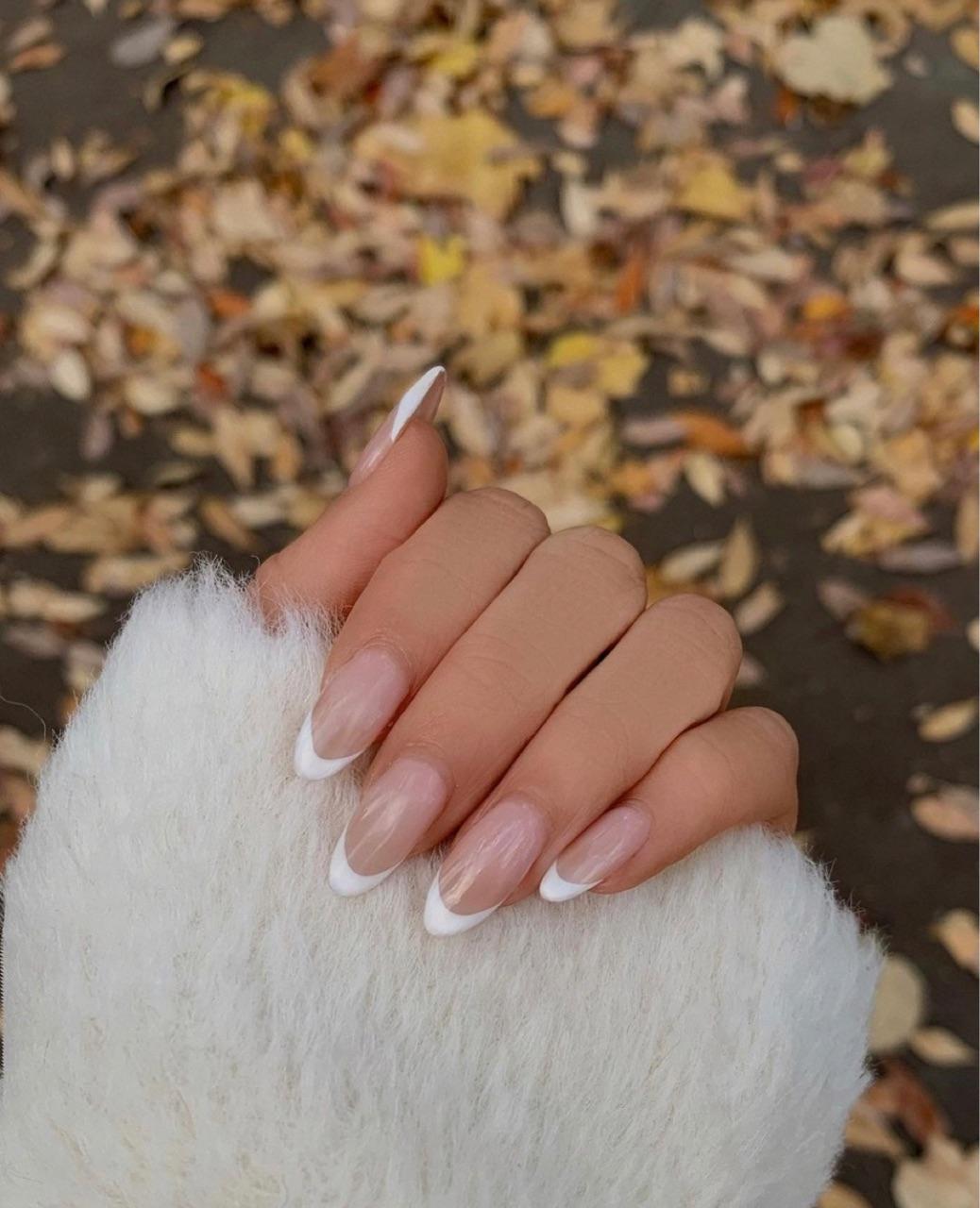 autumn, nails, and fashion image