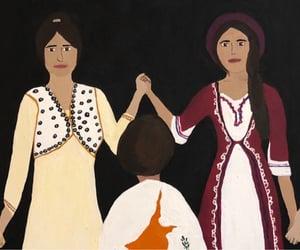 beauty, wedding, and yemeni image