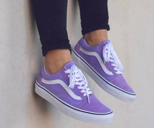 purple, shoes, and sneakers image