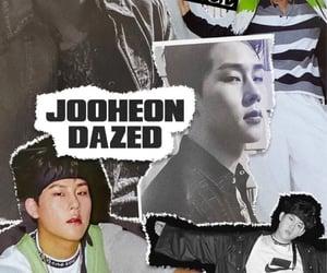patron, jooheon, and wallpaper image