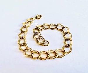 etsy, vintage jewelry, and stacking bracelet image