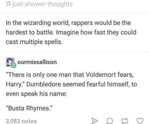 dumbledore, harry potter, and rappers image