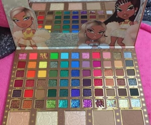 makeup and bratz image