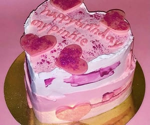 birthday, cakes, and frosting image