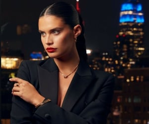 bulgari, Couture, and model image