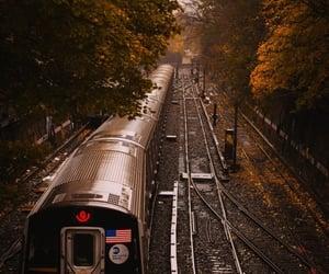autumn, cityscape, and mood image