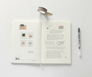 aesthetic, book, and bullet image