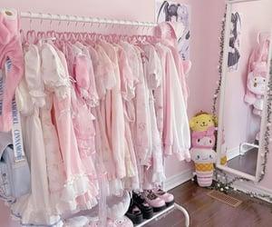 dressing, kawaii, and lolita image