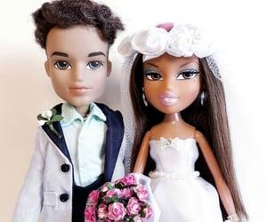 aesthetic, bratz, and mariage image