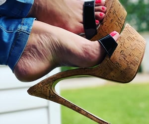 barefoot, feet, and obsession image