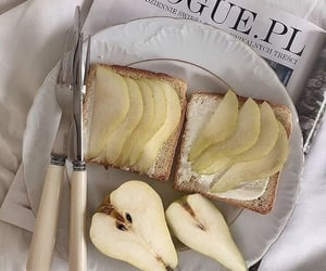 food and pear image