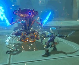 fight, the legend of zelda, and videogame image