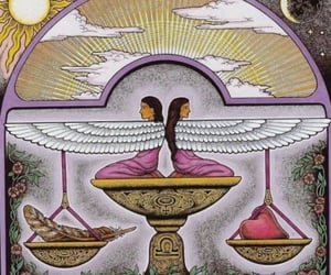 aerial, Libra, and ♎ image
