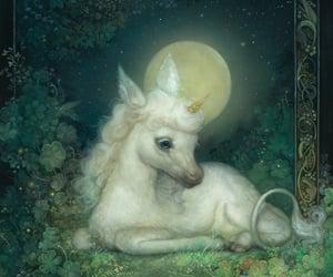 animal, art, and fantasy image