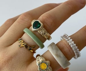 jewellery and rings image