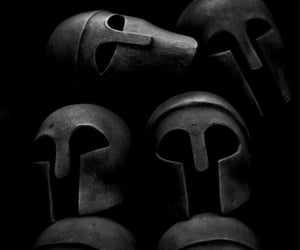 gods, Greece, and helmet image