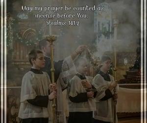 bible, Catholic, and prayer image