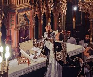 Catholic, latin mass, and catholic aesthetic image