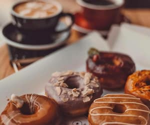 sweet, coffee, and delicious image